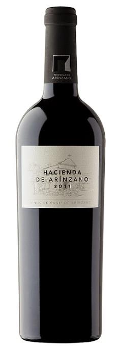 HACIENDA DE ARINZANO TINTO 750 ML.
