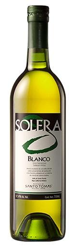 SANTO TOMAS SOLERA BLANCO 750 ML.