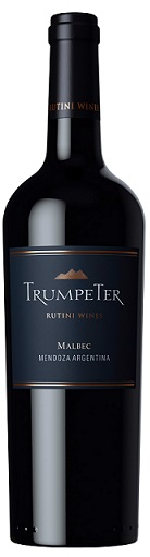 TRUMPETER MALBEC 750 ML.