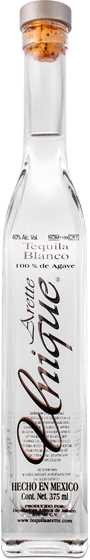 TEQUILA ARETTE UNIQUE BLANCO 350 ML.