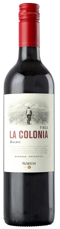FINCA LA COLONIA MALBEC 750 ML.