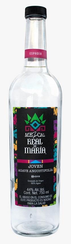 MEZCAL REAL DE MARIA JOVEN 750 ML.