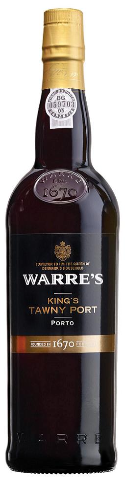 WARRE´S KING´S TAWNY 750 ML.